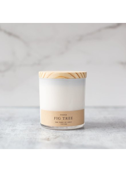 Roote Apothecary Collection Soy Candle in Fig Tree