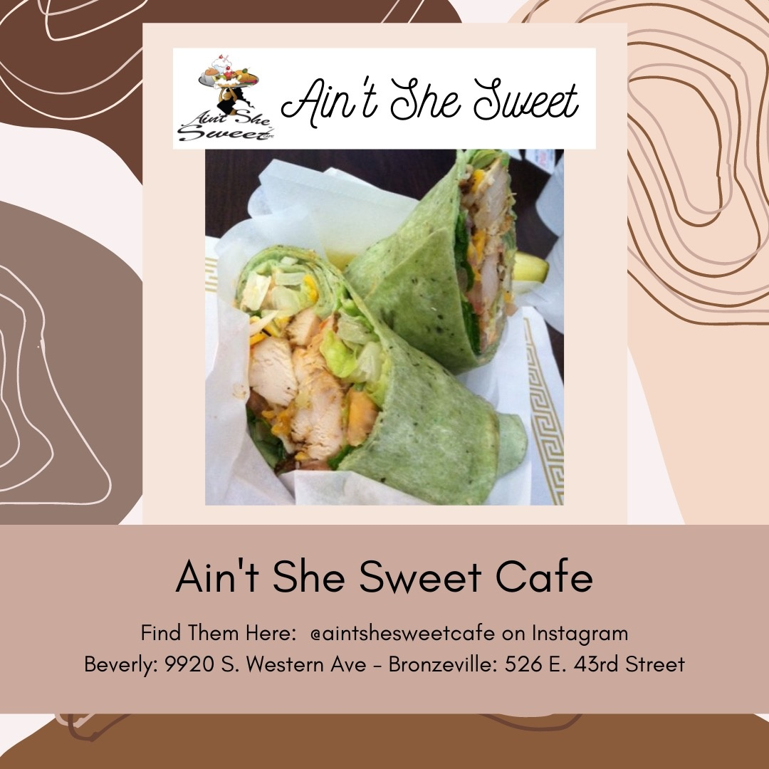 Belle Up Black Owned Chicago_Ain't She Sweet Cafe