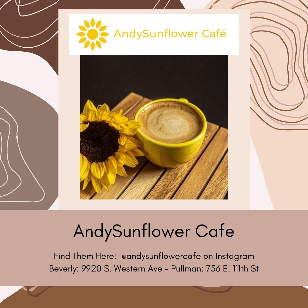 Belle Up Black Owned Chicago_AndySunflower Cafe