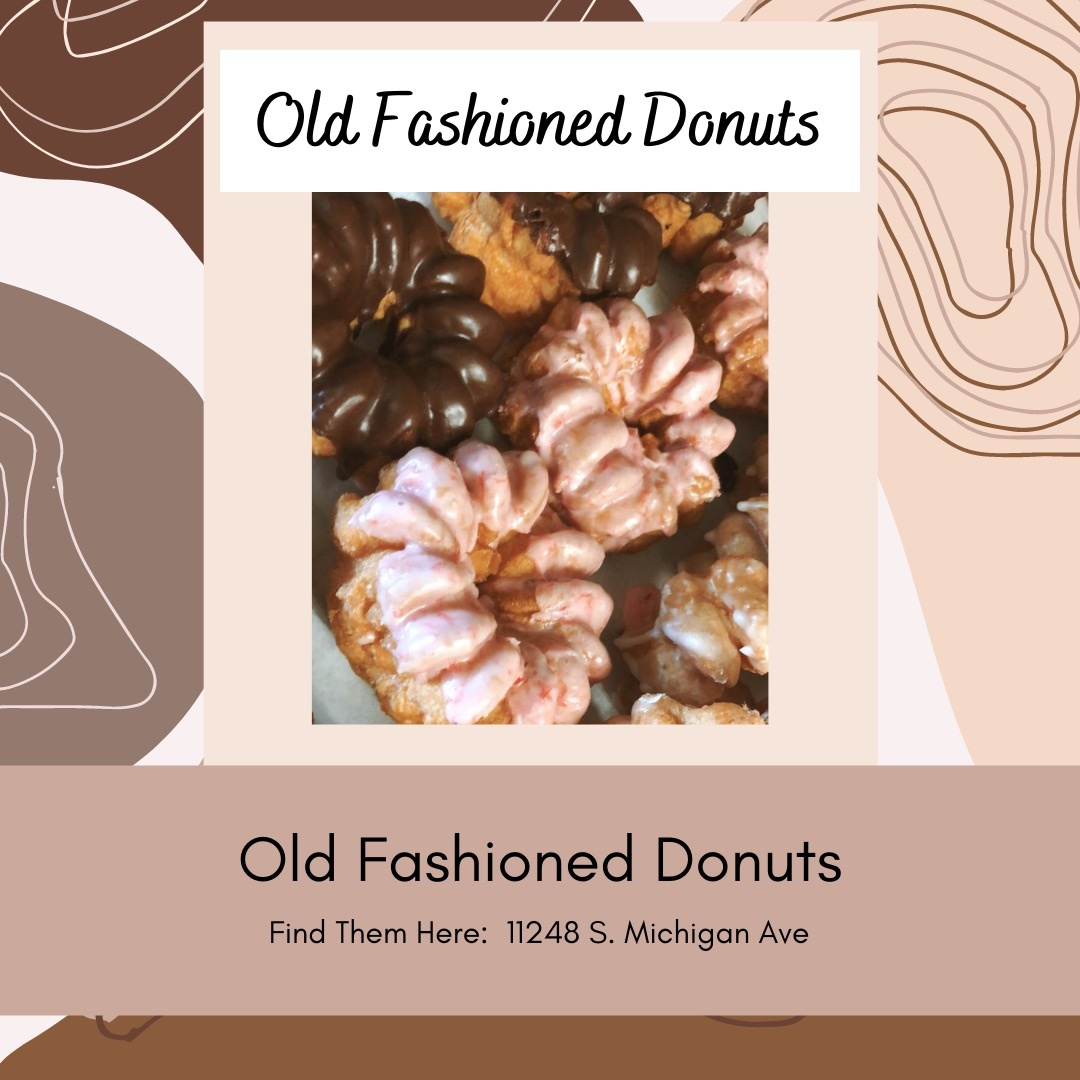 Belle Up Black Owned Chicago_Old Fashioned Donuts