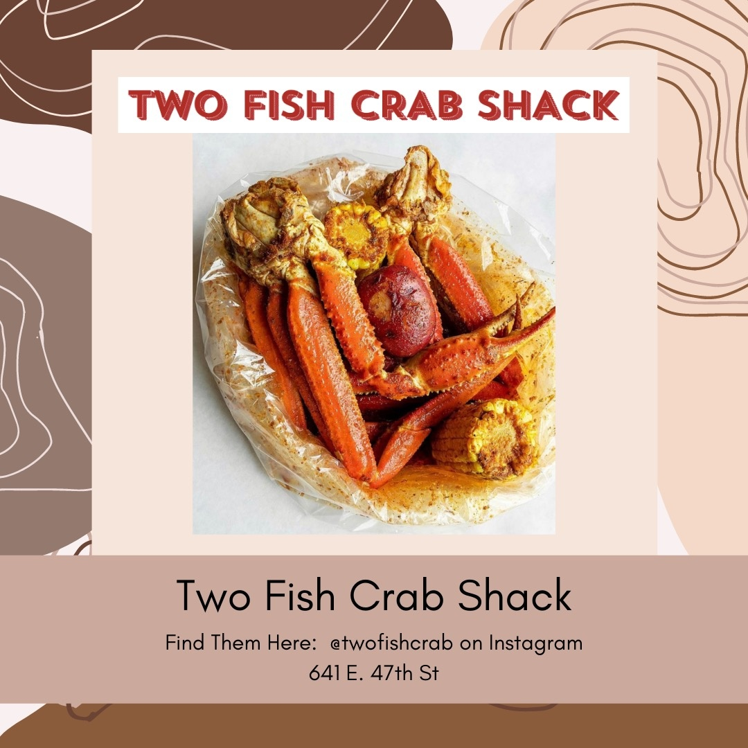 Belle Up Black Owned Chicago_Two Fish Crab Shack