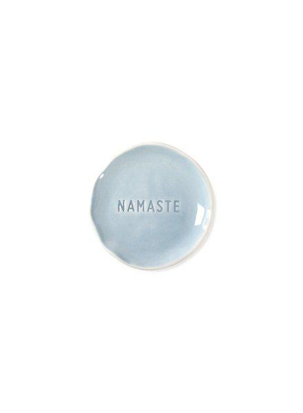 Fringe Studio Organic Stamped Word Tray | Namaste