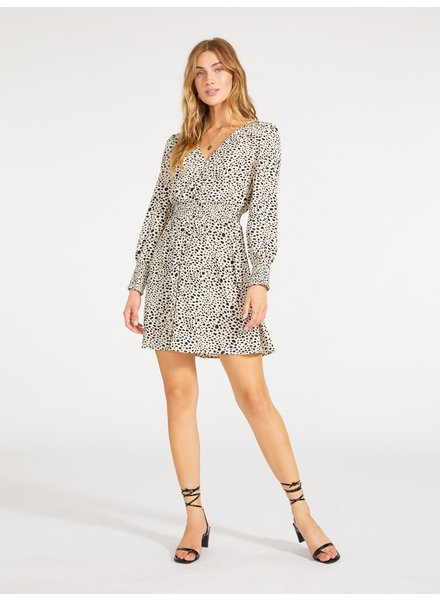 BB Dakota 'Spot A Cutie' Dress