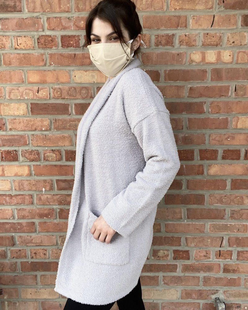 RD Style RD Style 'Grey Cloudy Skies' Cardi