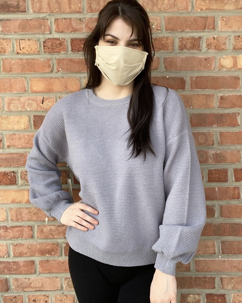 RD Style RD Style 'A Light Mist' Sweater **FINAL SALE**