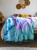 Sand Cloud Sand Cloud 'Luna' Multi Tie Dye Towel