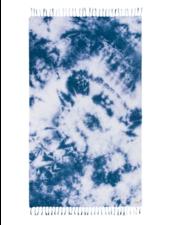 Sand Cloud Navy Acid Wash Towel