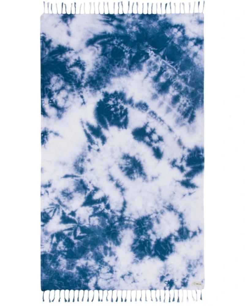 Sand Cloud Sand Cloud Navy Acid Wash Towel