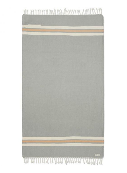 Sand Cloud 'Dobby' Stripe Pocketed Towel