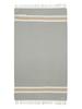 Sand Cloud Sand Cloud 'Dobby' Stripe Pocketed Towel