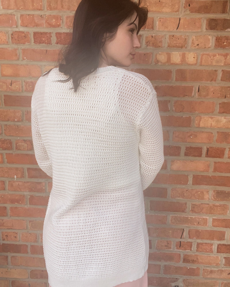 RD Style RD Style 'So Clean' Knit Cardigan