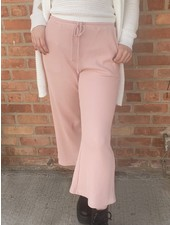 RD Style 'Shrimp Scampi' Cropped Wide Leg Pant