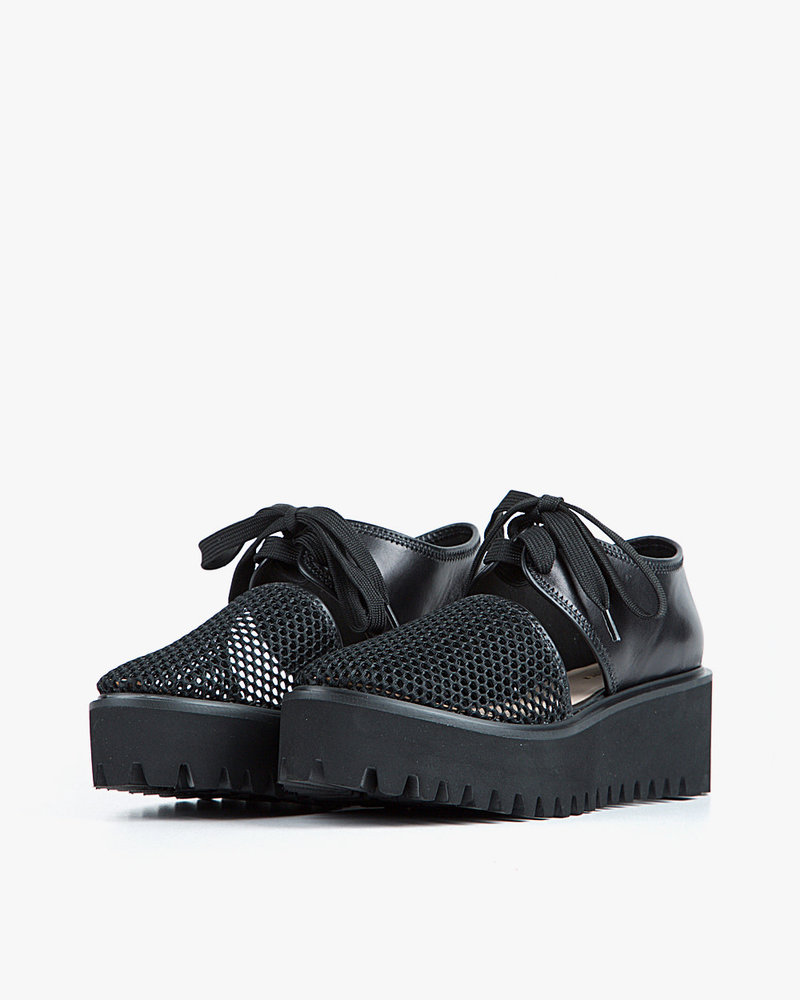 All Black All Black Amazing Flatform Sandals