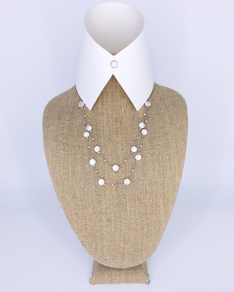Belle Up 'Dot-to-Dot' Layered Necklace