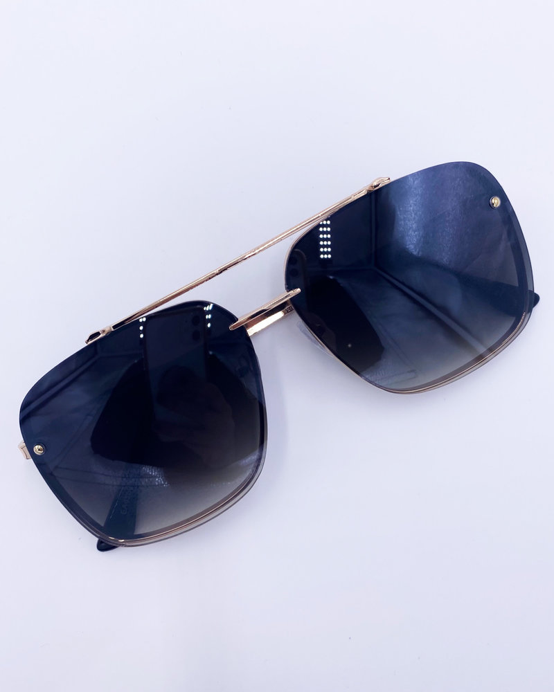 Belle Up 'Top Gun' Sunglasses