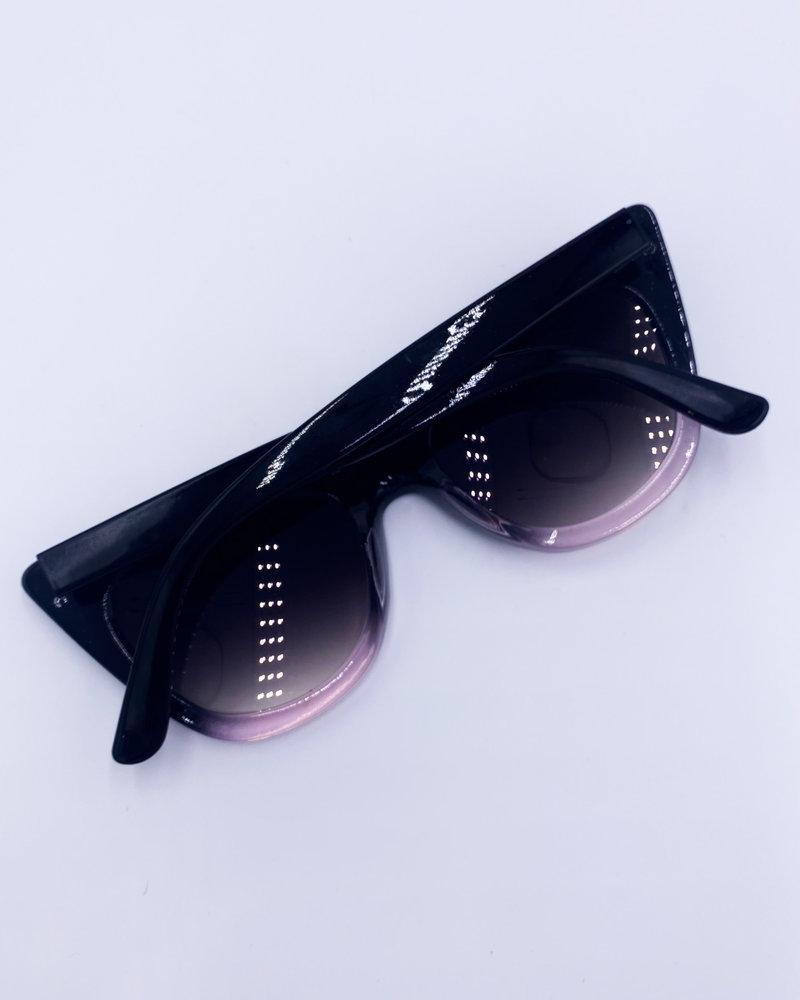 Belle Up 'Copy Cat' Sunglasses