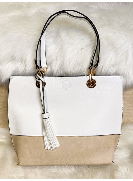 Belle Up 'Miami Mama' 2-in-1 Tote (More Colors)