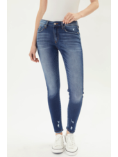 Kancan 'Molly' Mid Rise Super Skinny Jean