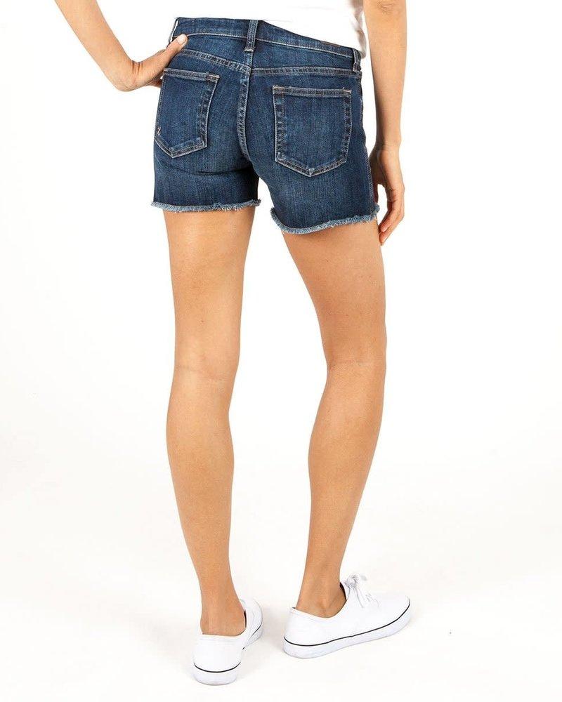 Kut from the Kloth Kut from the Kloth 'Gidget' Frayed Shorts in  Stimulating
