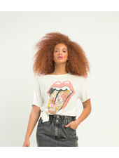 Dex 'Floral KISS' Graphic Tee