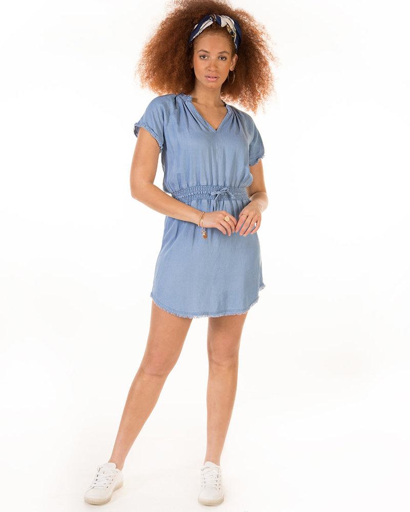 Dex Dex 'All Bleached Out' Dress