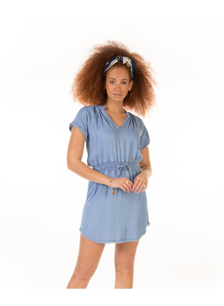 Dex 'All Bleached Out' Dress