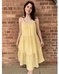 KLD Signature Yellow 'A Ray Of Sunshine' Dress ***FINAL SALE***