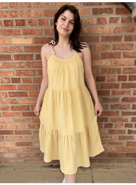 KLD Signature 'A Ray Of Sunshine' Dress