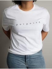 Know Purpose 'Purposed' Tee **FINAL SALE**