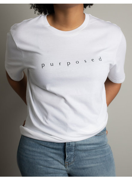 Know Purpose 'Purposed' Tee