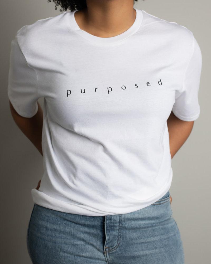 Know Purpose Know Purpose 'Purposed' Tee