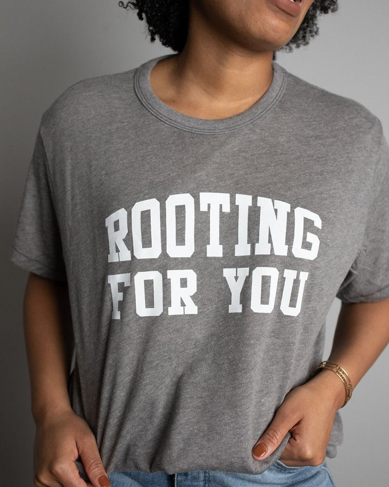 Know Purpose Know Purpose  'Rooting For You' Tee
