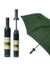 Vinrella Estate Labeled Wine Bottle Umbrella