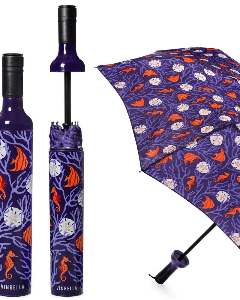 Vinrella Vinrella Coral Reef Wine Bottle Umbrella
