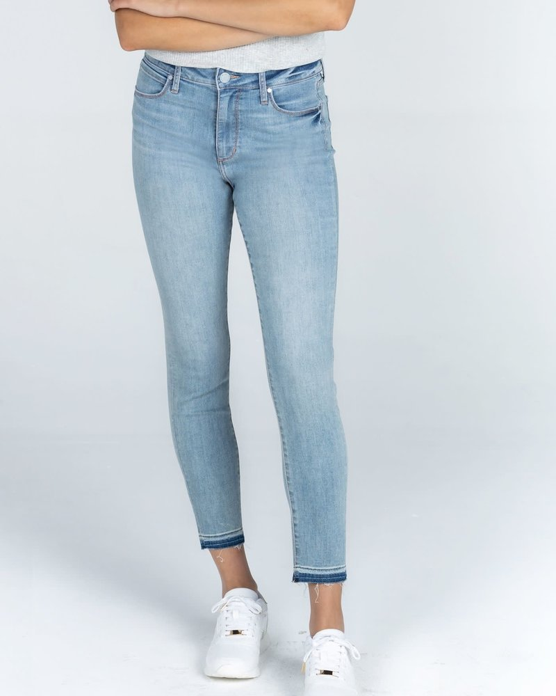 Articles of Society Articles of Society 'Heather' High Rise Skinny Jean in Paho