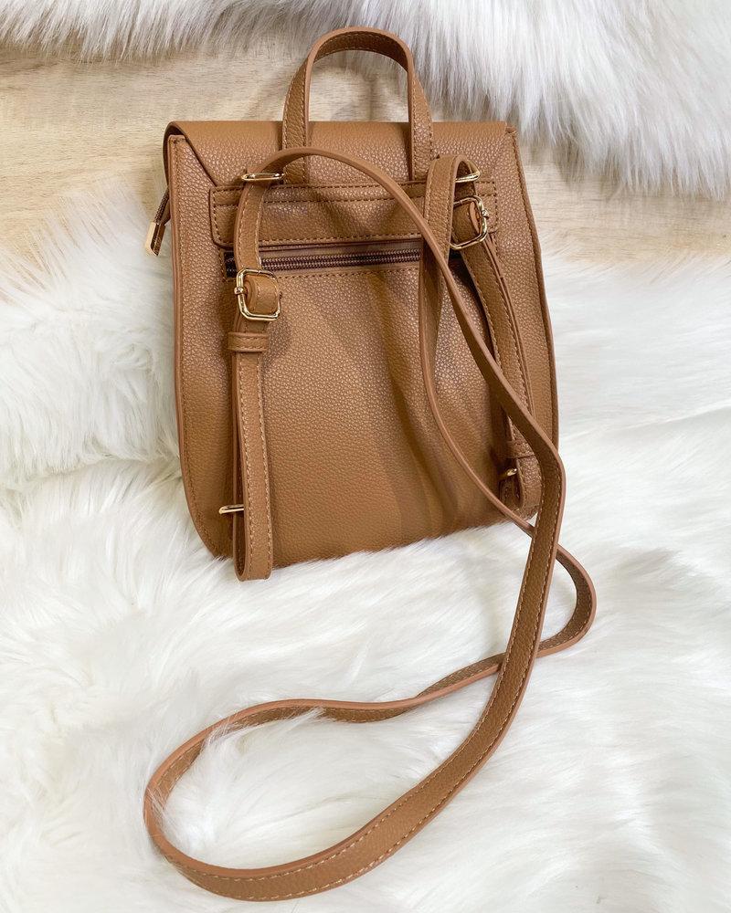 'Run It Back' Convertible Backpack