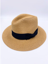 Belle Up Strawman Fedora (More Colors)