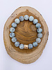Belle Up Precious Stone Stacking Bracelet