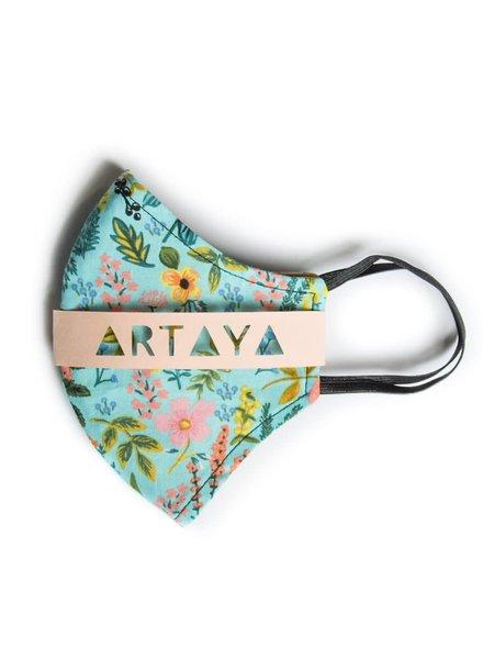 Artaya Loka Adult Face Mask | Spring Wildflowers
