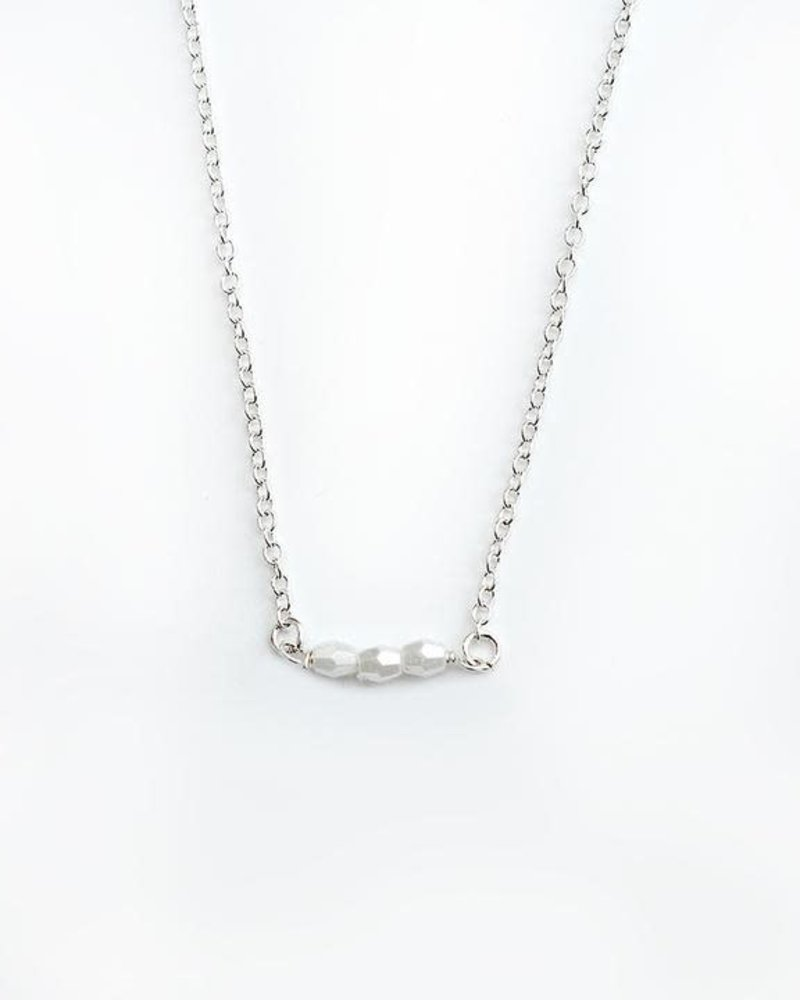 Lucky Feather Lucky Feather Best Teacher Necklace   Pearls of Wisdom