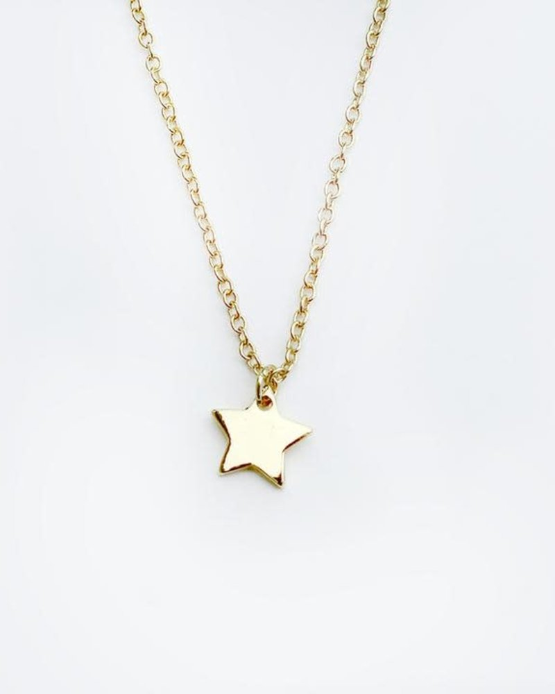 Lucky Feather Lucky Feather Best Teacher Necklace | You're A Star