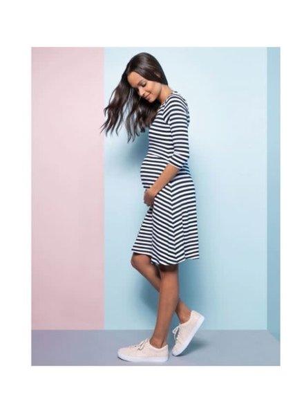 Seraphine Maternity 'Nadia' Nursing Dress