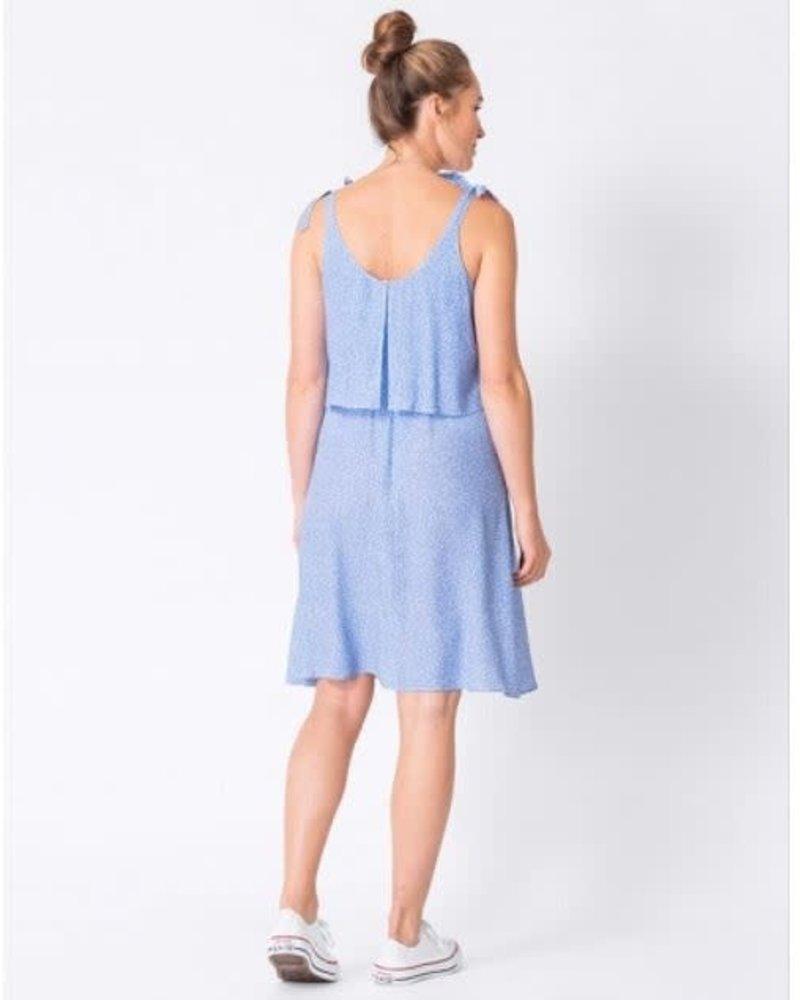 Seraphine Maternity Seraphine Maternity 'Tillie' Layered Cami Dress