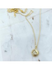 Must Have Sun Seeker Dainty Necklace (More Colors)