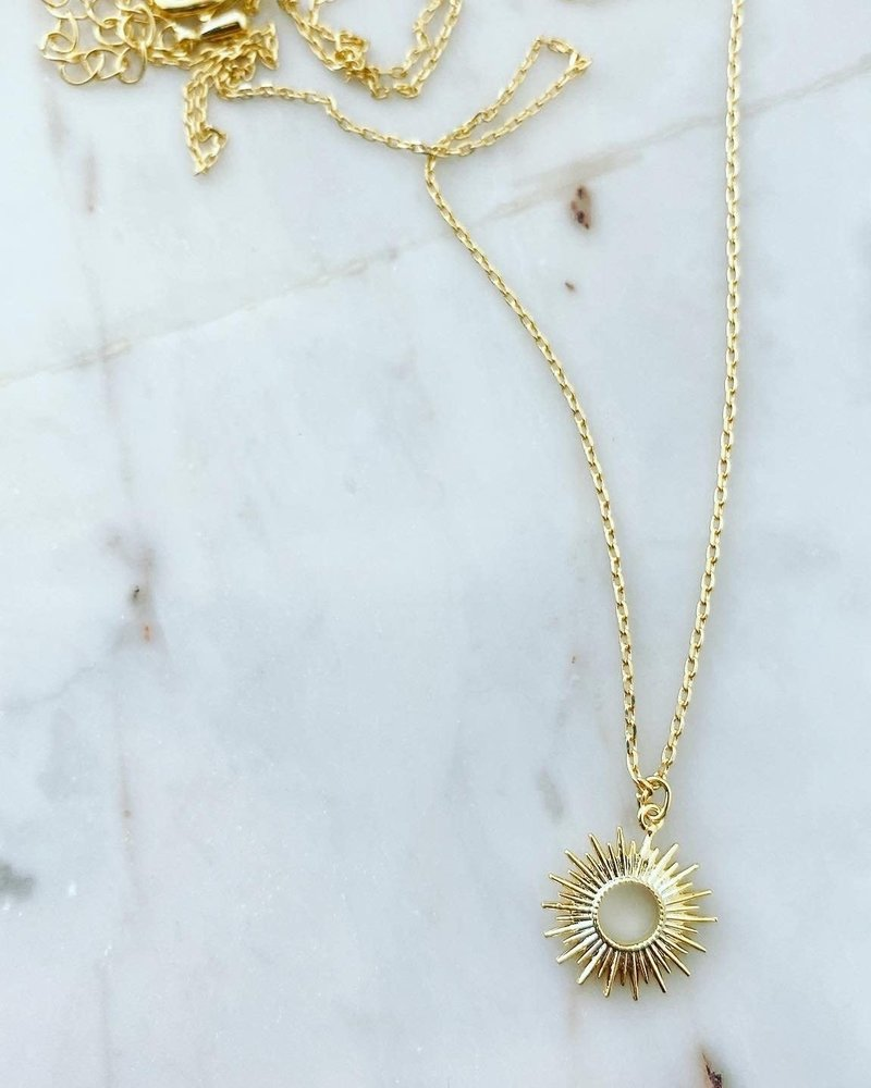 Must Have Must Have Sun Seeker Dainty Necklace
