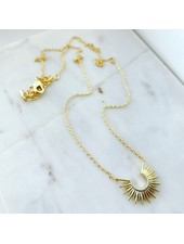 Must Have Sun Rise Dainty Necklace (More Colors)