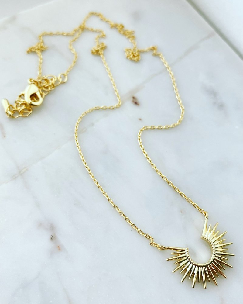 Must Have Must Have Sun Rise Dainty Necklace