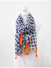 Funky Monkey 'I Can Spot You' Summer Scarf