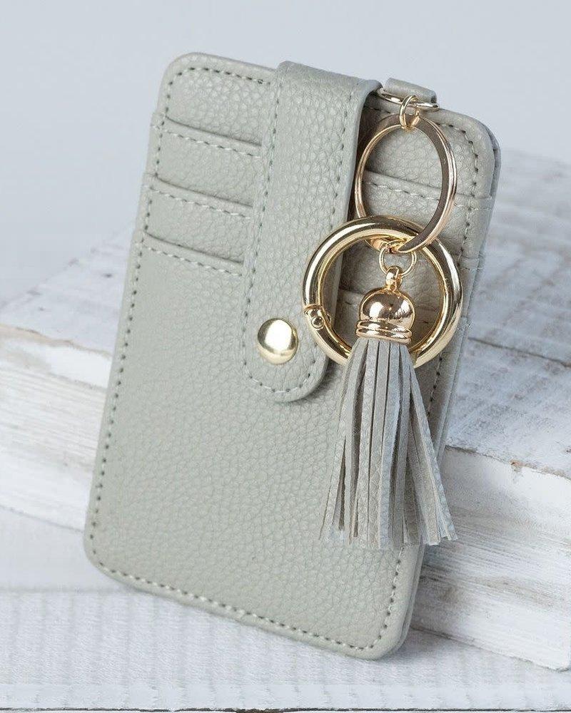 Lauren Lane Lauren Lane Key Ring Card Clutch