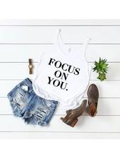 FAMS Design 'Focus On You' Tank **FINAL SALE**